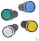 Лампа AD22DS(LED) матрица d22мм синий 240В
