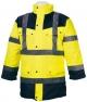 Куртка сигнальная, yellow, р. XХХL